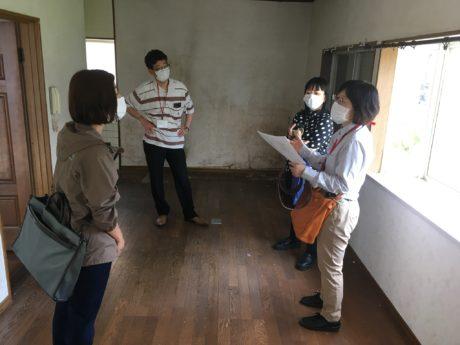 【岐阜女子大学と空き家リノベ】