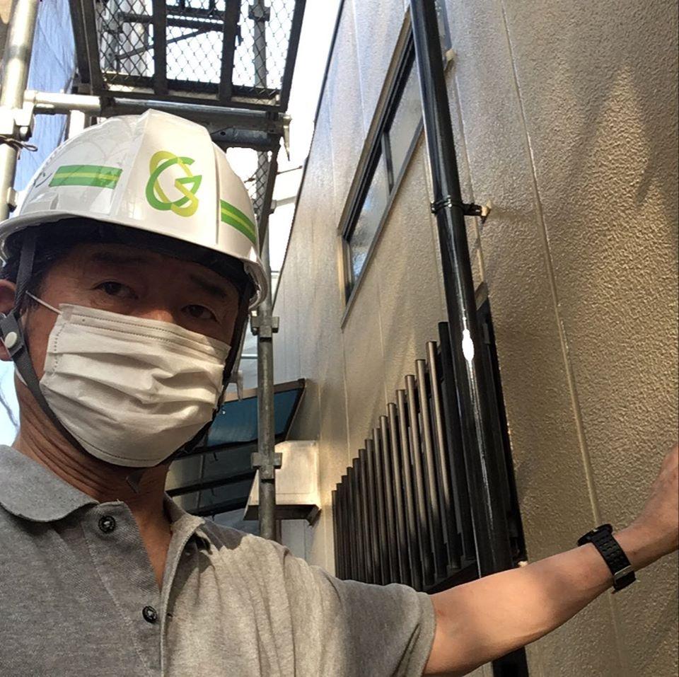 【外壁塗装工事チェック】