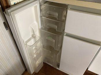 【空き家冷蔵庫を無償譲渡】