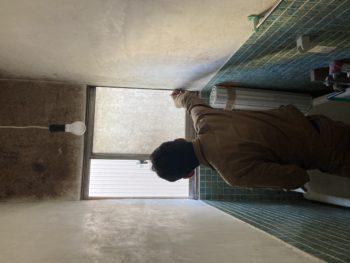 【空き家の浴室改修】