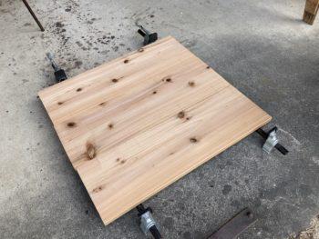 【DIY教室に参加し家具づくり】
