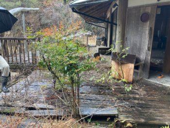 【森の学校の建物調査】