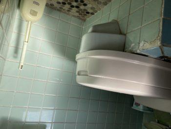 【和式トイレを洋式トイレに】